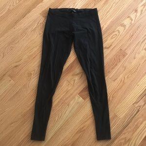 Black leggings Victoria's Secret